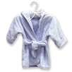 Trend Lab Infant Terry Velour Bath Robe in Blue