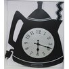 Creative Motion Kettle Wall Clock