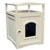 Merry Products Nightstand Pet Crate & Litter Box