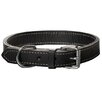 <strong>Woofwerks</strong> Black Tie Nic Hardware Dog Collar