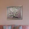 <strong>Tori Home</strong> Branches of an Almond Tree in Blossom (Pink) by Van Gogh Framed Original Painting