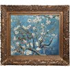 Tori Home Branches of an Almond Tree in Blossom Van Gogh Framed Original Painting