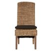 Orient Express Furniture Wicker April Side Chair (Set of 2)