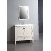 "<strong>Chelsea 36"" Bathroom Vanity Set</strong> by Simpli Home"
