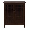 Simpli Home Bedford Storage Media Cabinet and Buffet