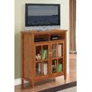 <strong>Warm Shaker Storage and Entertainment Cabinet</strong> by Simpli Home