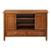 """<strong>Warm Shaker 47"""" TV Stand</strong> by Simpli Home"""