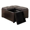 Simpli Home Avalon Cocktail Ottoman