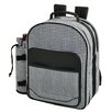Picnic At Ascot Houndstooth Picnic Backpack Cooler for Two