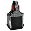 <strong>Houndstooth Two Bottle Carrier</strong> by Picnic At Ascot