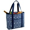 <strong>Picnic At Ascot</strong> Trellis Extra Large Insulated Tote
