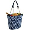 <strong>Picnic At Ascot</strong> Trellis Fashion Cooler Tote