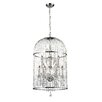 Z-Lite Avary 9 Light Crystal Chandelier