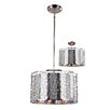 Z-Lite Saatchi 3 Light Drum Pendant