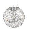 Z-Lite Saatchi 3 Light Globe Pendant