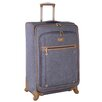 """Nicole Miller Taylor 24"""" Spinner Suitcase"""