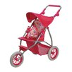 Adora Dolls Doll Accessories 3 Wheel Shade Jogger