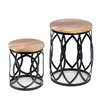 <strong>Malibu Creations</strong> Signature Series 2 Piece Nesting Tables