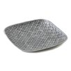 <strong>Malibu Creations</strong> Far East Treasures Trellis Stamped Square Dish
