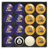 Imperial NCAA Home Vs. Away Billiard Ball Set