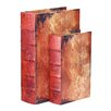 <strong>Vintage Book Box (Set of 2)</strong> by Quickway Imports