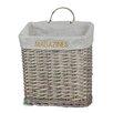 Quickway Imports Vintage Magazine Basket