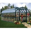 "Rion Greenhouses Prestige 2 Clear 7' 9"" H x 8' 9"" W x 20' 7"" D Polycarbonate 4 mm Greenhouse"