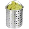 <strong>Aluminum Perforated Basket</strong> by Bayou Classic