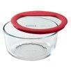 Pyrex Premium Glass Lids Round Storage Dish