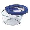 Pyrex No Leak Lids 2-Cup Round Storage Dish