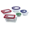 <strong>Pyrex</strong> No Leak Lids™ 10 Piece Storage Set