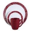 <strong>Corelle</strong> Livingware™ Bandhani 16 Piece Dinnerware Set