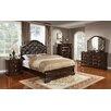 Williams Import Co. Caprivi Queen Panel Bedroom Collection