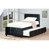 Williams Import Co. Benjamin Twin Slat Bed