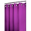 <strong>Watershed</strong> Dorset Polyester Solid Large Grommet Shower Curtain