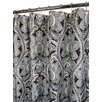 Watershed Watershed Prints Polyester Medici Shower Curtain