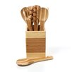 <strong>PAO!</strong> Bamboo 8 Piece Complete Tool Set