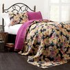 Special Edition by Lush Decor Parry Quilt Set