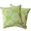 Special Edition by Lush Decor Sophie Zipper Pillow Shell (Set of 2)
