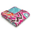 Special Edition by Lush Decor Jaipur Ikat Polyester Throw