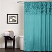 <strong>Lillian Polyester Shower Curtain</strong> by Special Edition by Lush Decor
