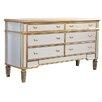 Elegant Lighting Florentine 6 Drawer Dresser