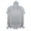 Elegant Lighting Murano Wall Mirror