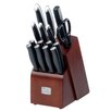 <strong>Chicago Cutlery</strong> Belmont 16 Piece Knife Block Set