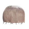Duck Covers Round Patio Table & Chair Set Cover