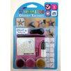 SnazarooUSA 16 Piece Girl's Glitter Tattoo Set