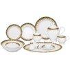 <strong>Casa Lorren Iris 57 Piece Porcelain Dinnerware Set</strong> by Lorren Home Trends