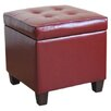 <strong>Storage Cube Ottoman</strong> by Kinfine