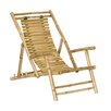 <strong>Bamboo54</strong> Bamboo Recliner Beach Chair
