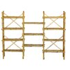 Bamboo54 Natural Bamboo Expanded Shelf System